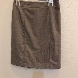White House Black Market pencil skirt size 8